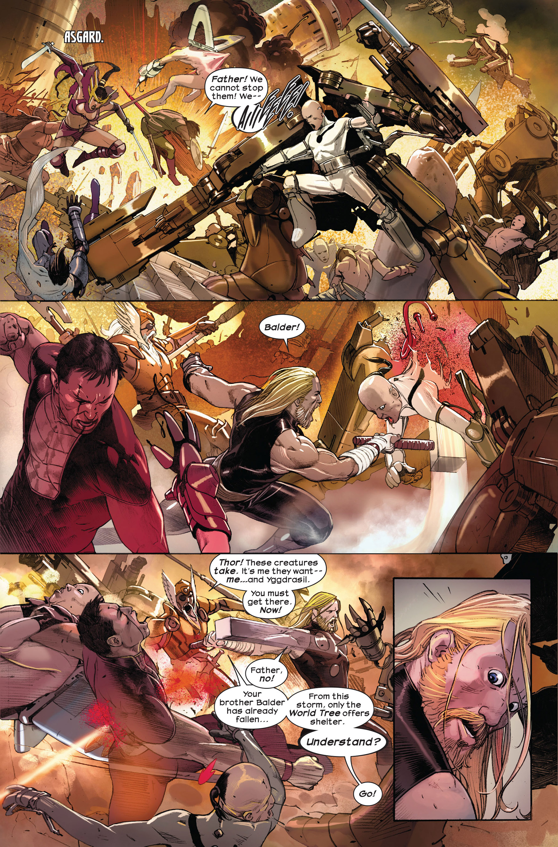 Read online Ultimate Comics Ultimates comic -  Issue #2 - 20