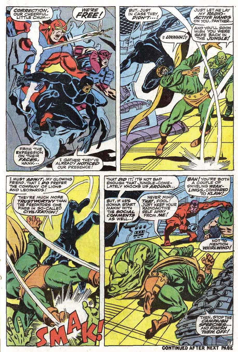 The Avengers (1963) 55 Page 20