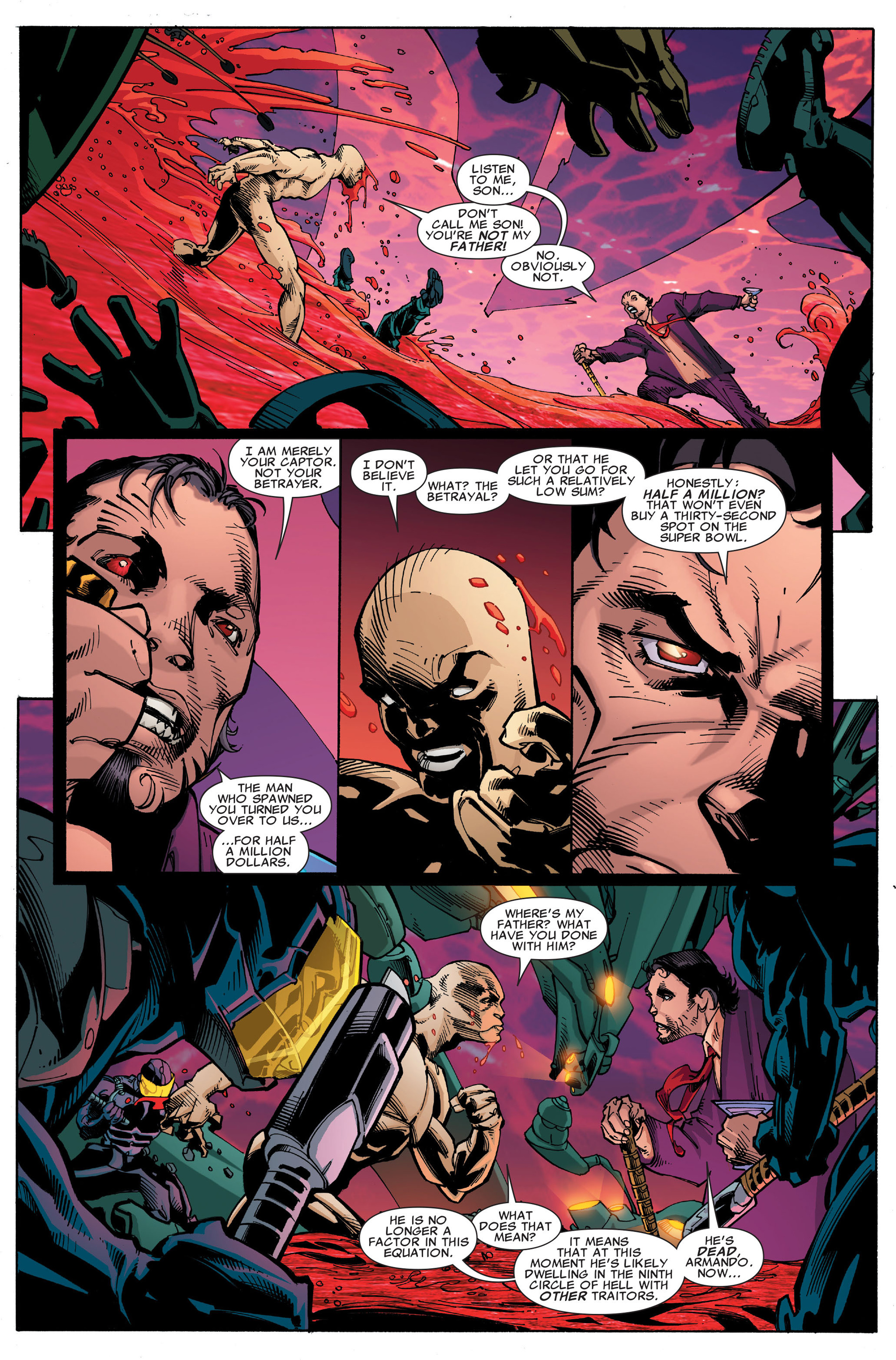 Read online X-Factor (2006) comic -  Issue #36 - 6