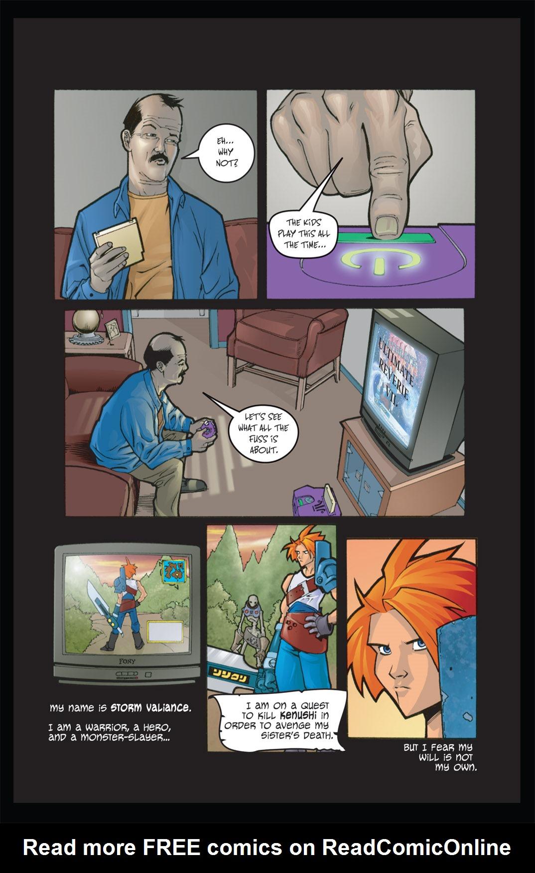 Read online Nightmare World comic -  Issue # Vol. 1 Thirteen Tales of Terror - 82