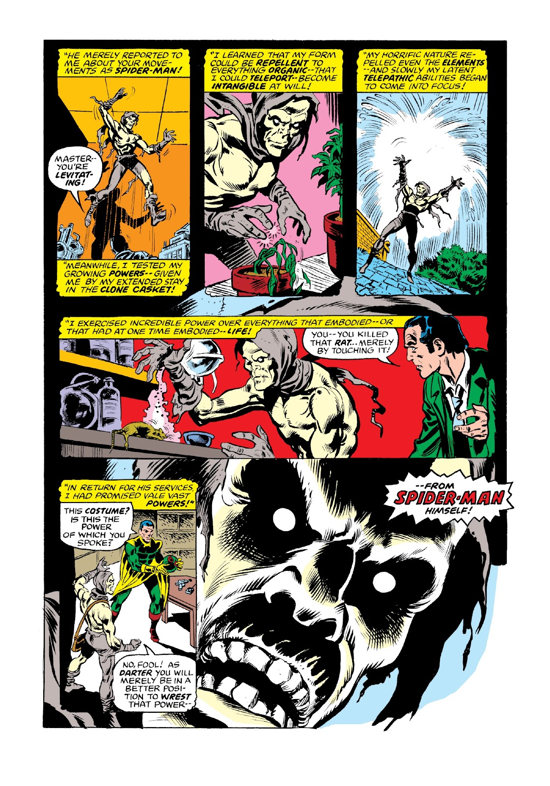 Read online Marvel Masterworks: The Spectacular Spider-Man comic -  Issue # TPB 2 (Part 3) - 85