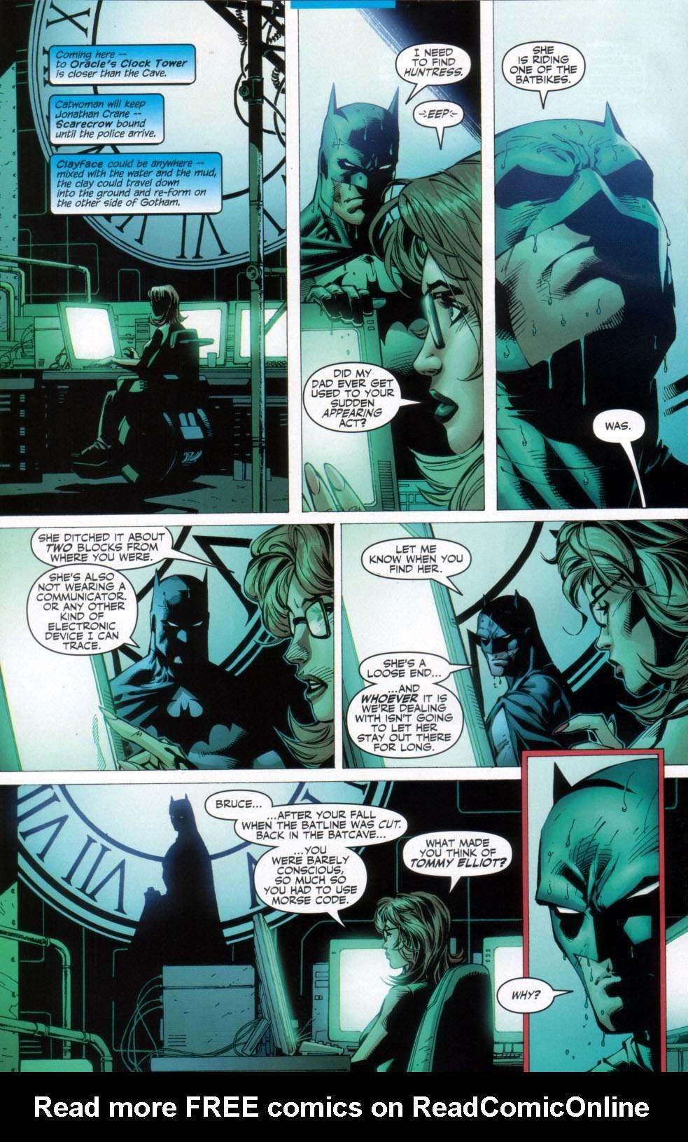 Read online Batman: Hush comic -  Issue #11 - 19