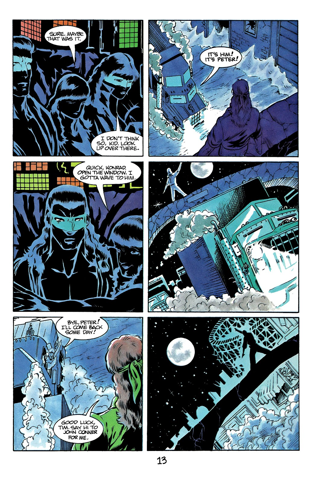 The Terminator (1988) issue 12 - Page 17