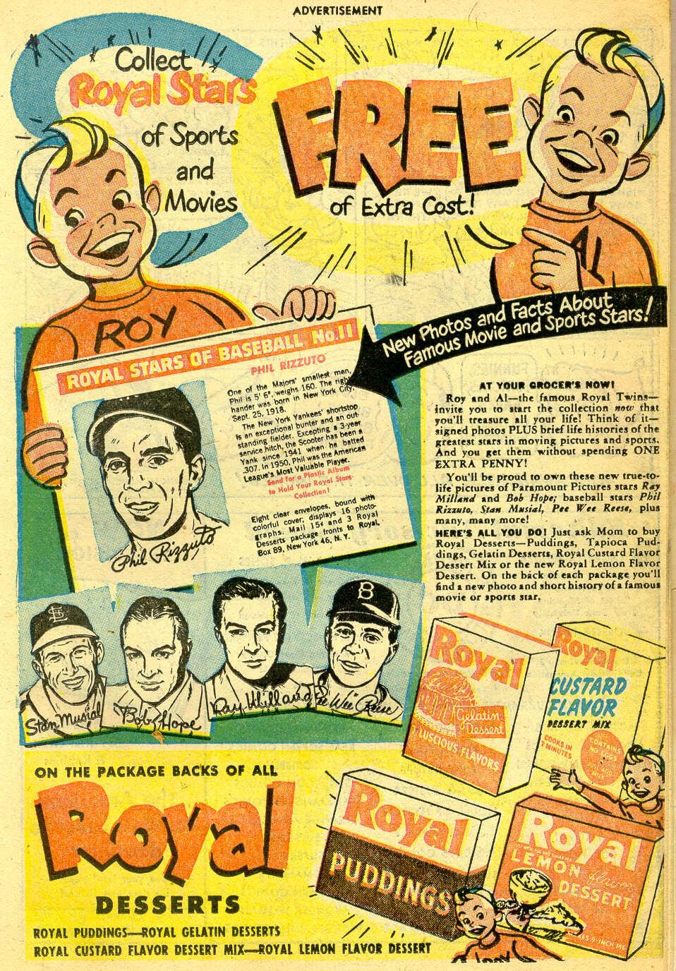 Read online Adventure Comics (1938) comic -  Issue #170 - 15