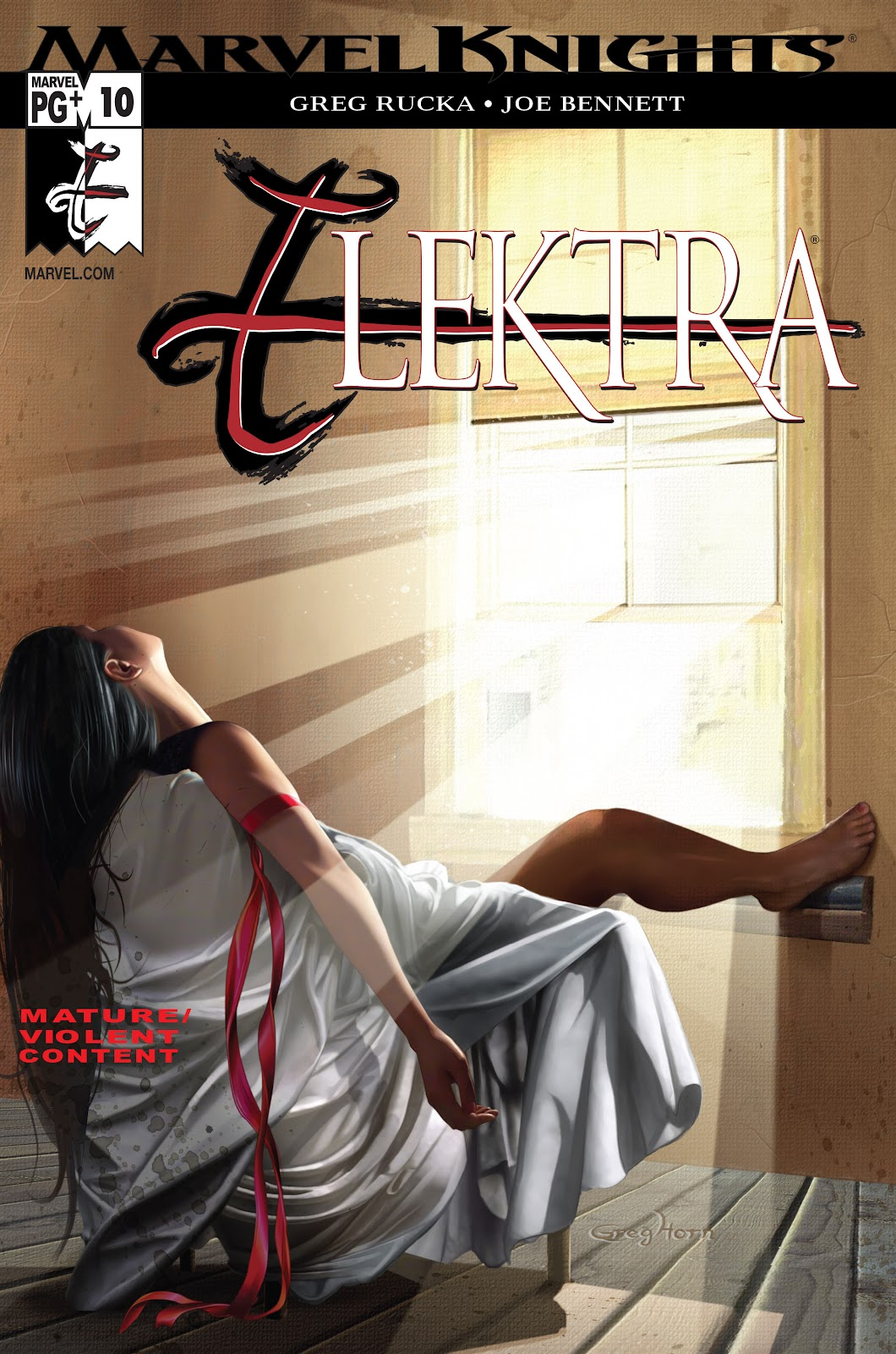 Read online Elektra (2001) comic -  Issue # _TPB Elektra by Greg Rucka Ultimate Collection (Part 1) - 85