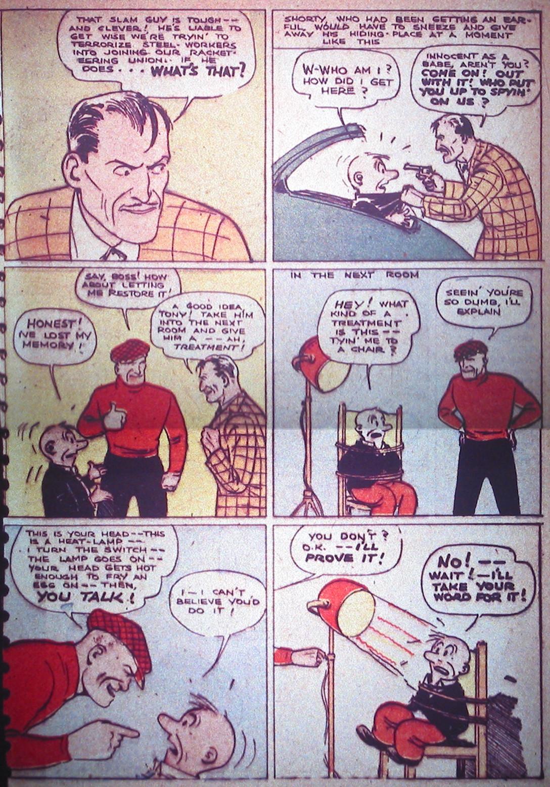 Detective Comics (1937) 2 Page 6