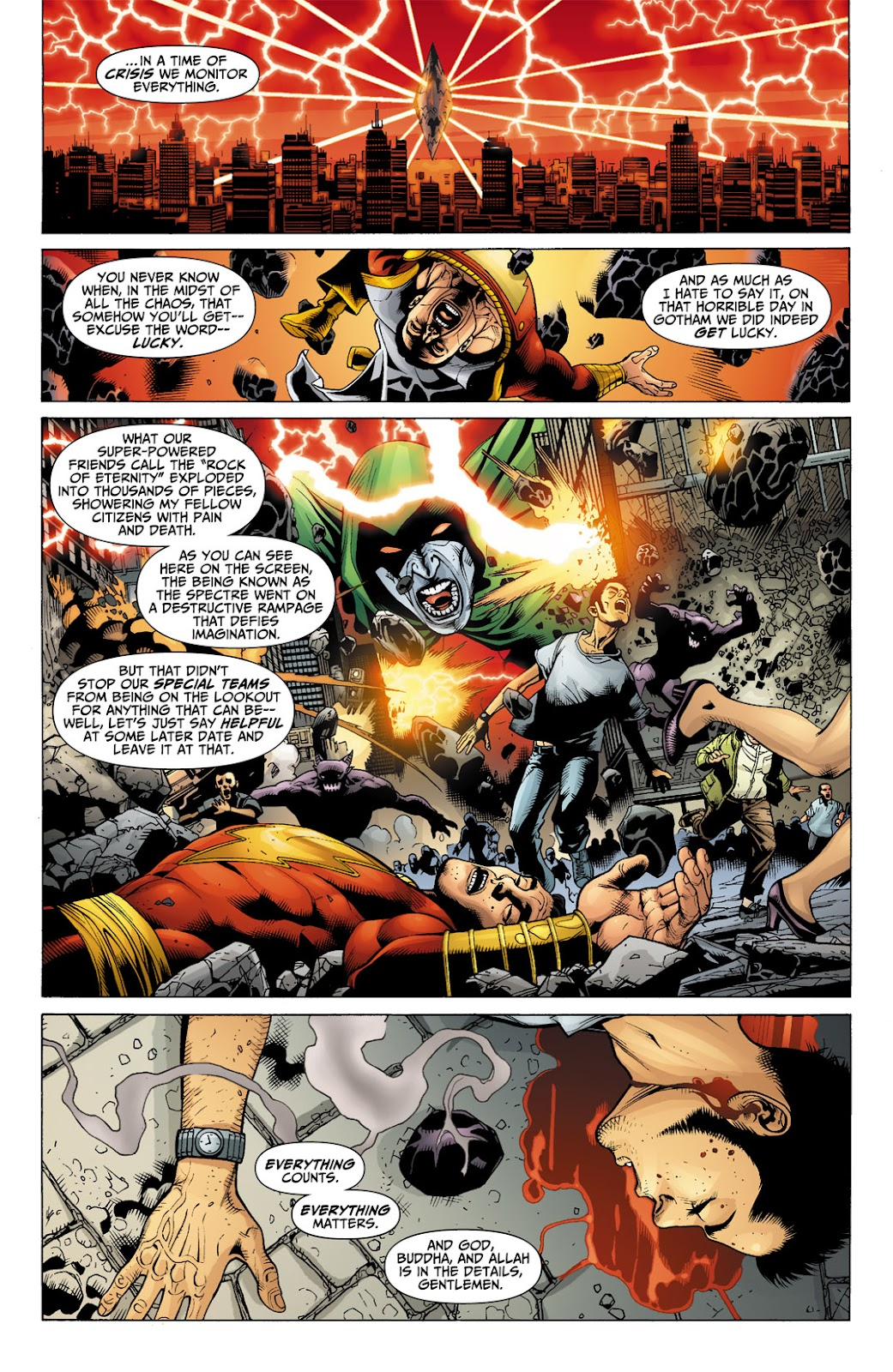 Black Adam: The Dark Age issue 5 - Page 9