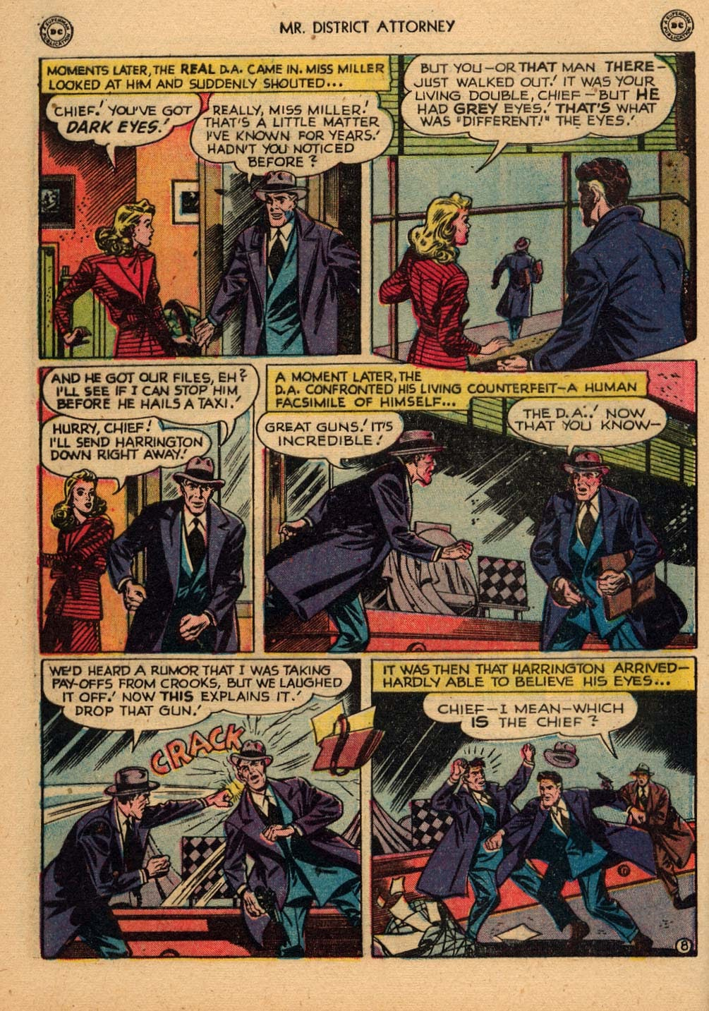 Mr. District Attorney issue 9 - Page 10