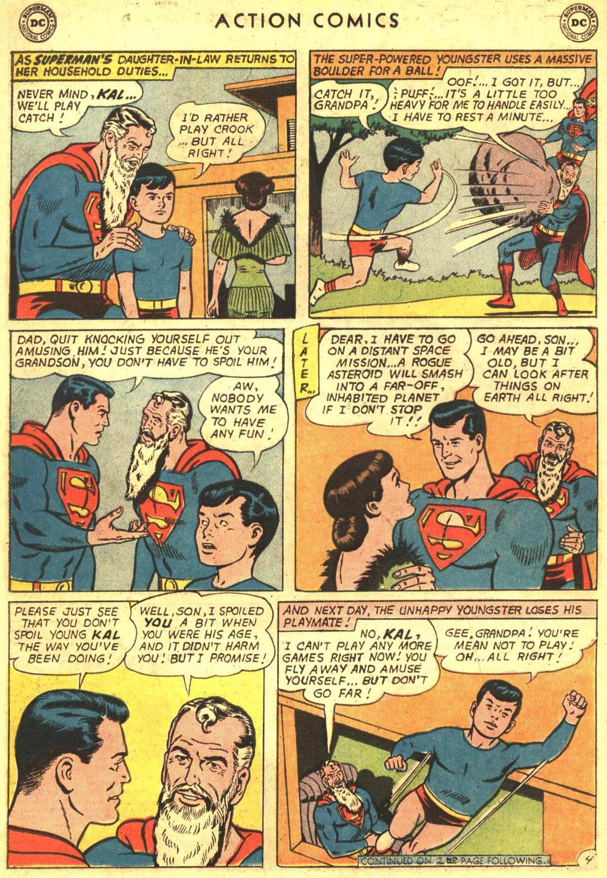 Read online Action Comics (1938) comic -  Issue #327 - 6