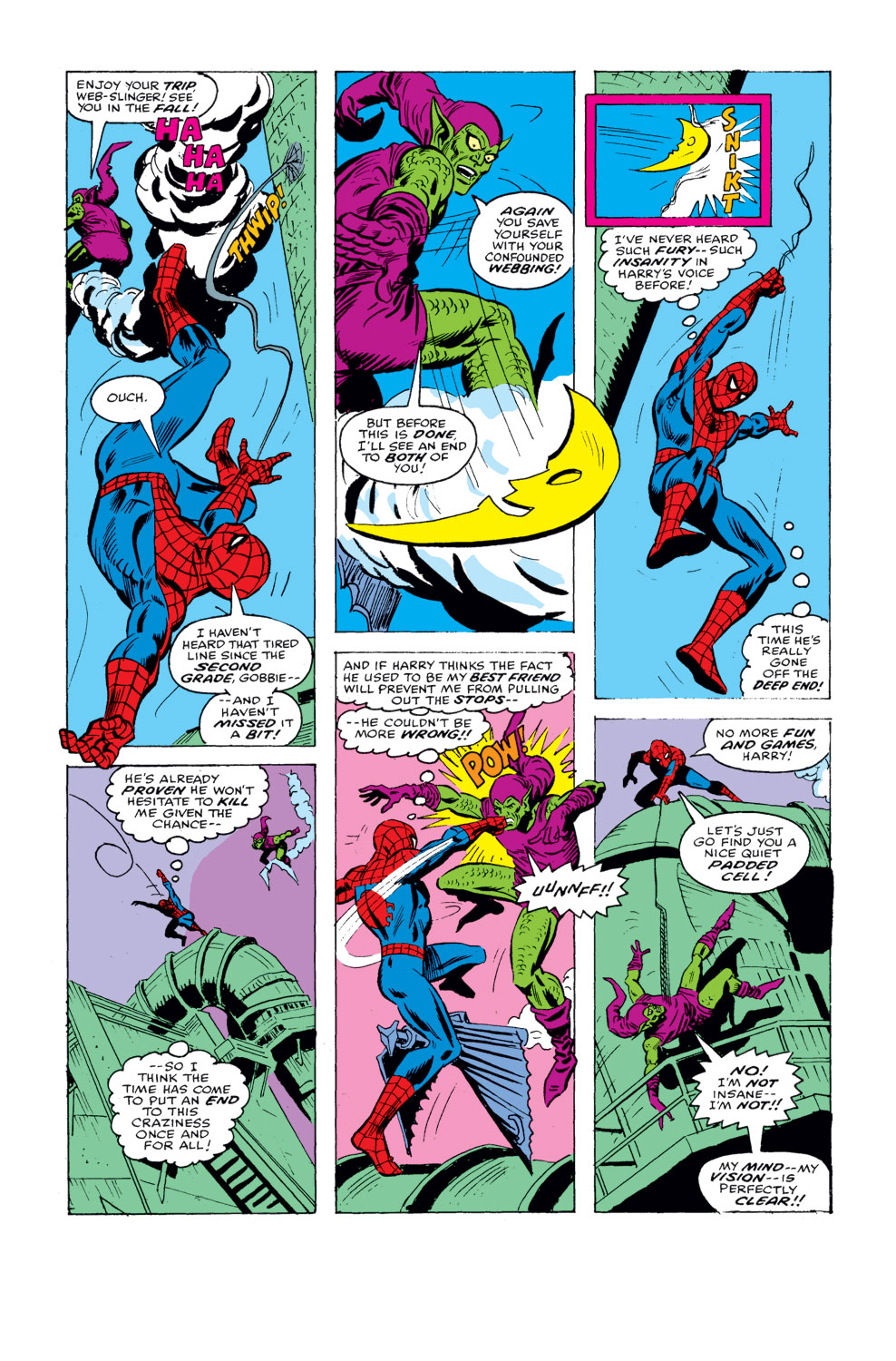 The Amazing Spider-Man (1963) 180 Page 8