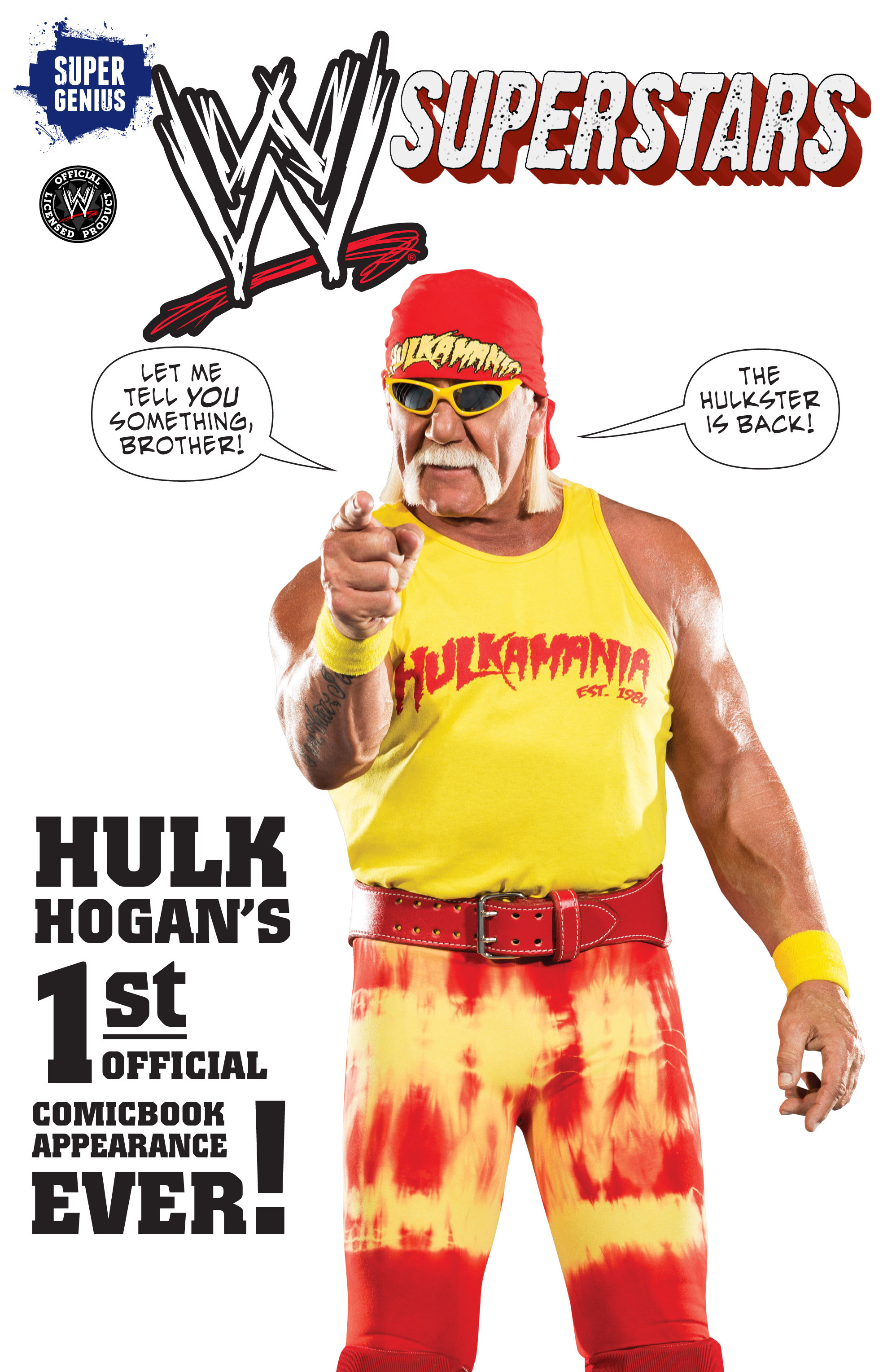 Read online WWE Superstars comic -  Issue #7 - 29