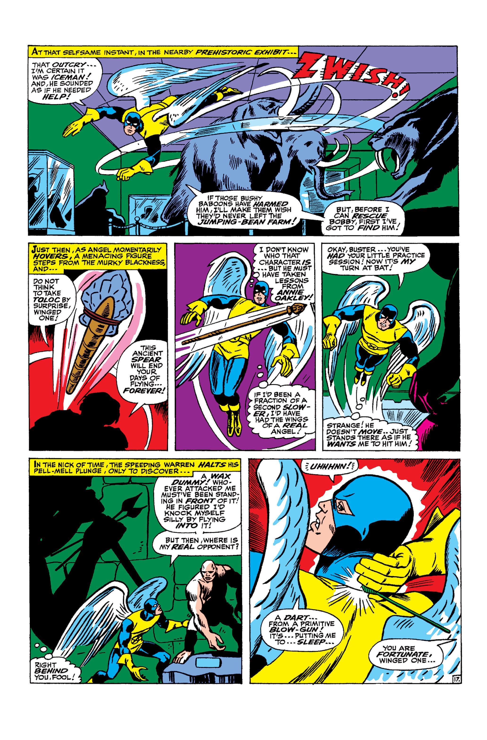 Uncanny X-Men (1963) 25 Page 17