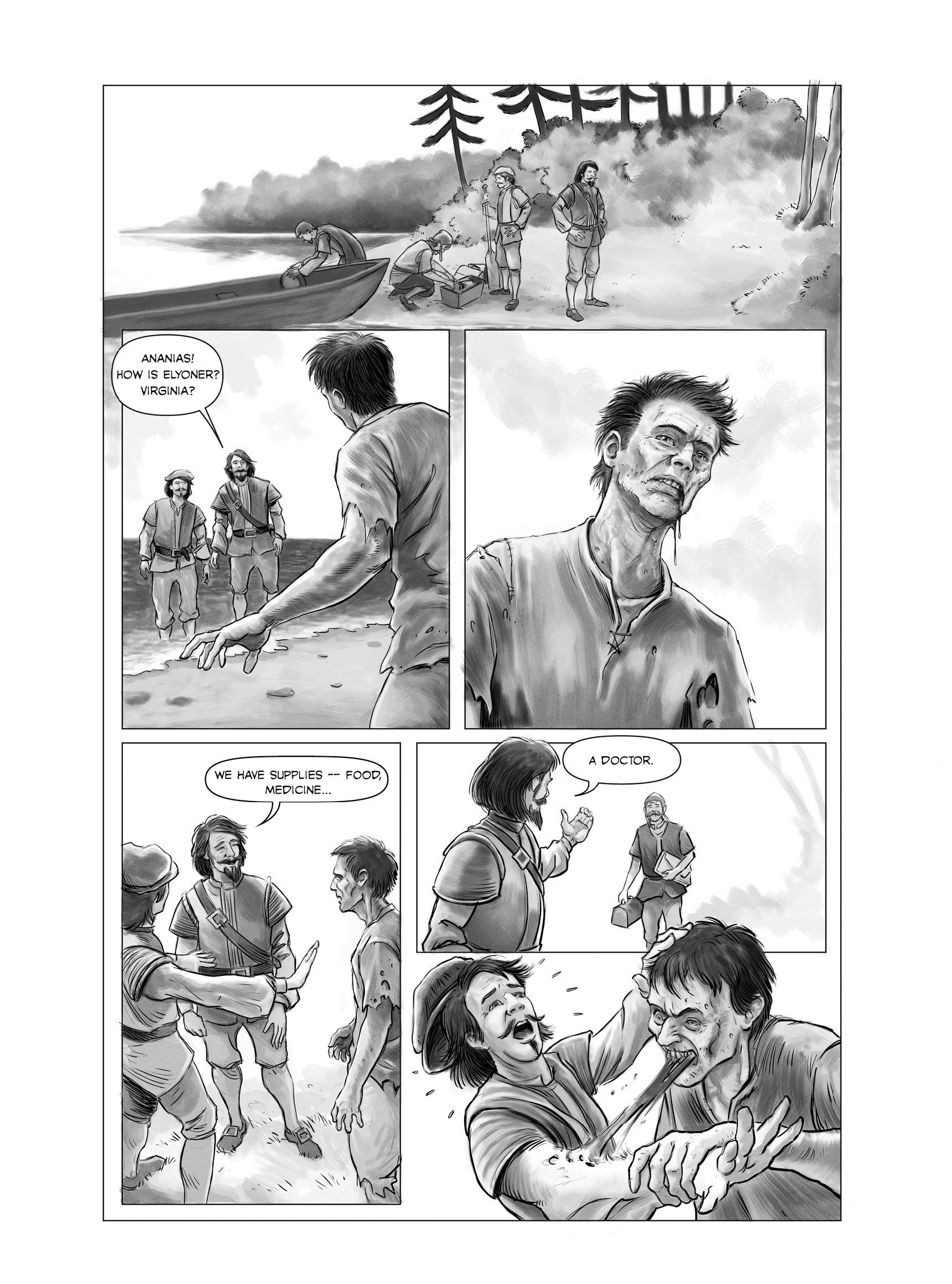 Read online FUBAR comic -  Issue #3 - 25