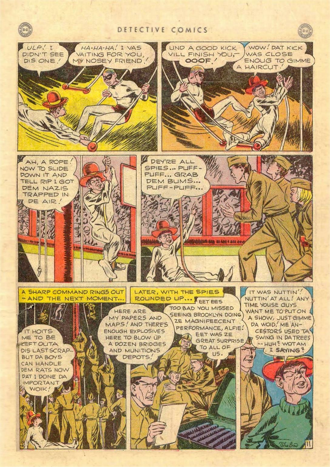 Read online Detective Comics (1937) comic -  Issue #97 - 49