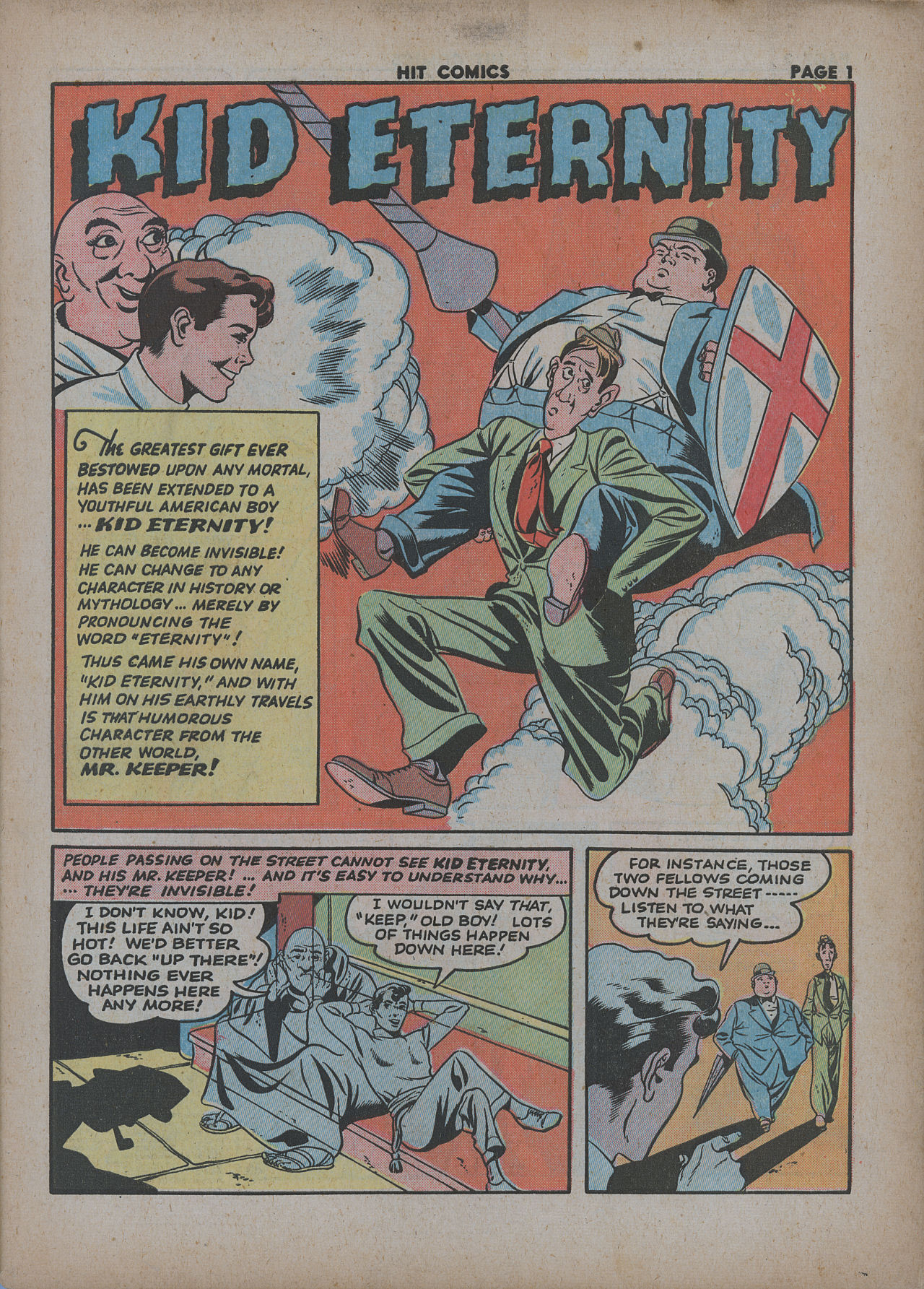 Read online Hit Comics comic -  Issue #27 - 3