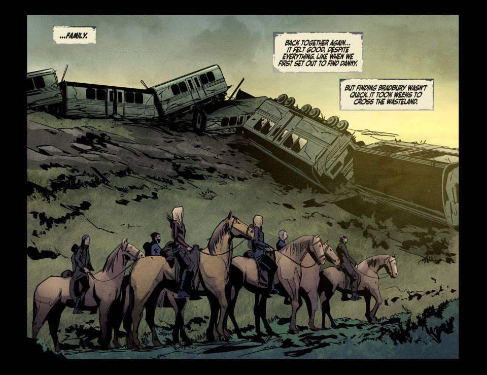 Read online Revolution (2015) comic -  Issue #2 - 9