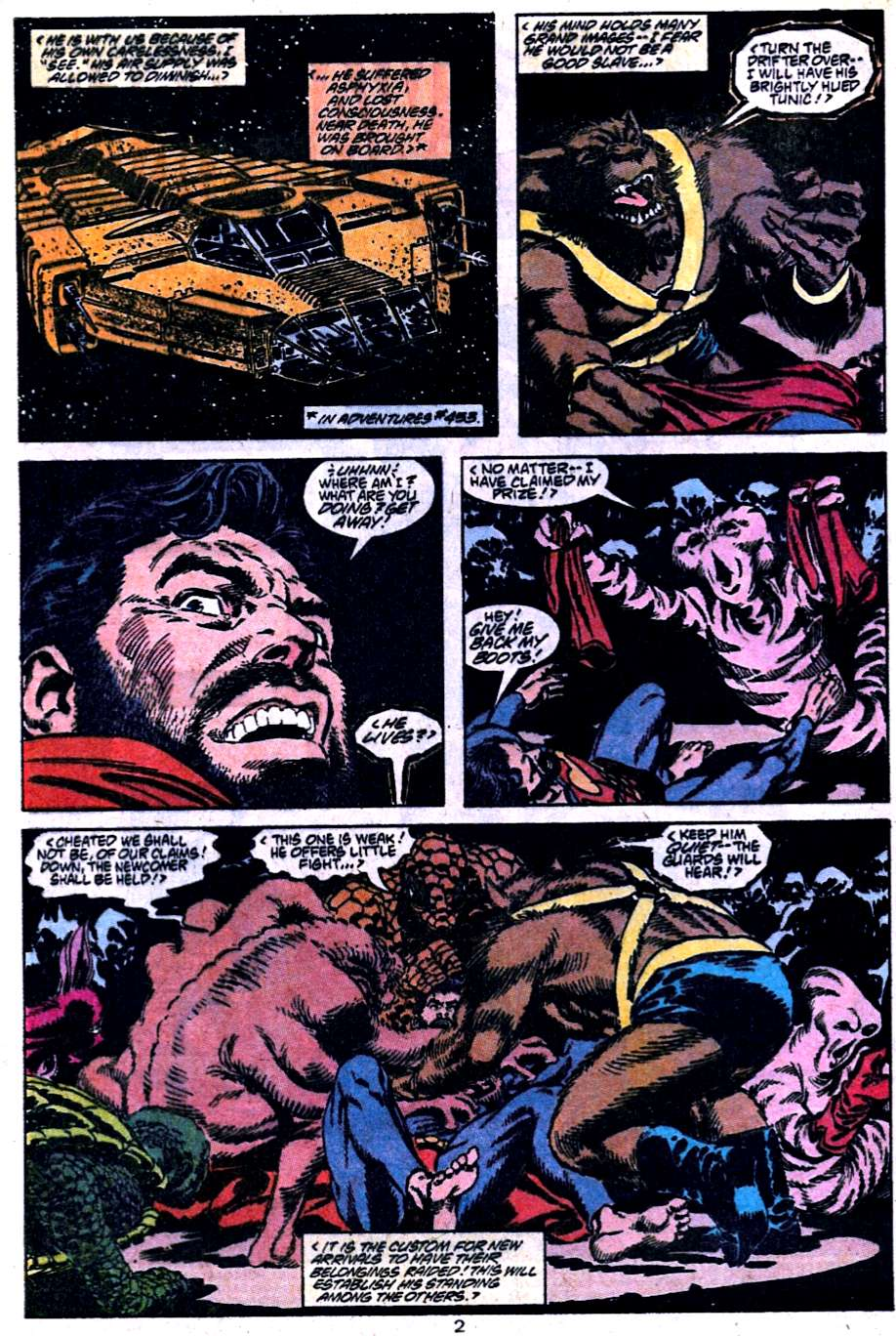 Read online Adventures of Superman (1987) comic -  Issue #454 - 3