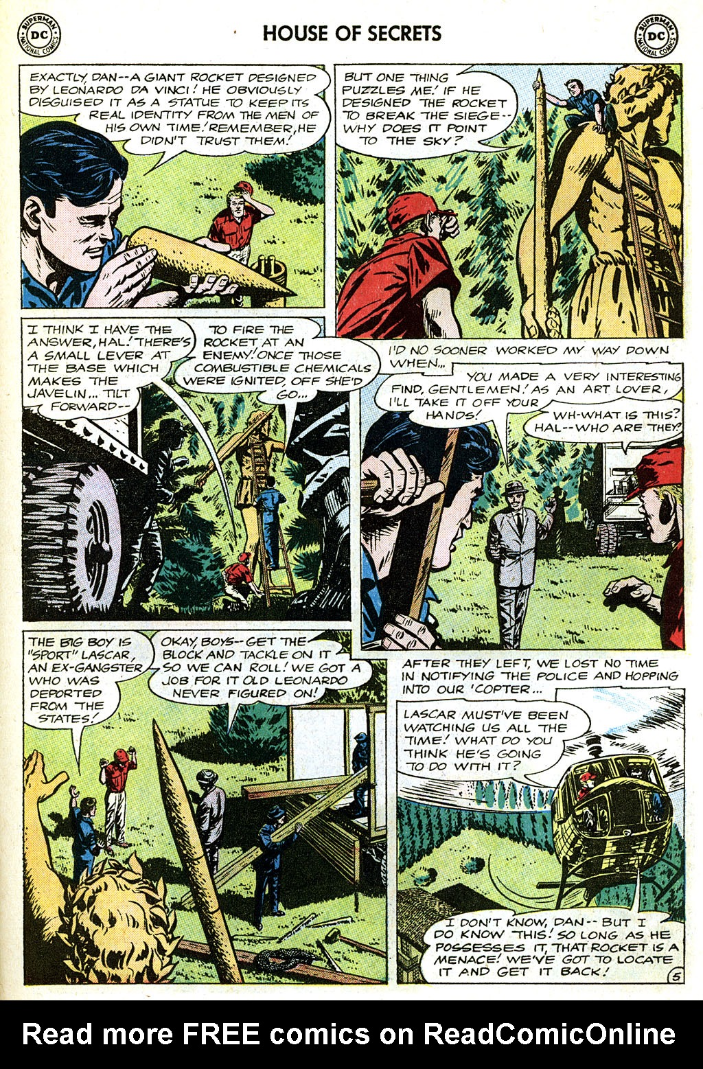 House of Secrets (1956) issue 58 - Page 23