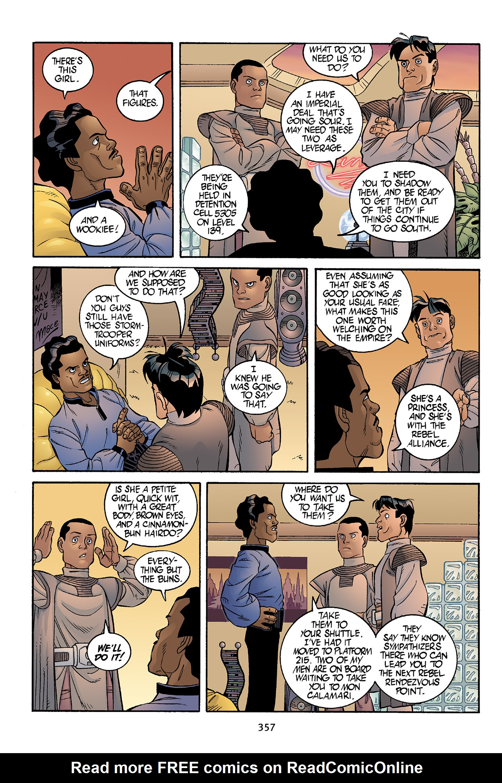 Read online Star Wars Omnibus comic -  Issue # Vol. 30 - 350
