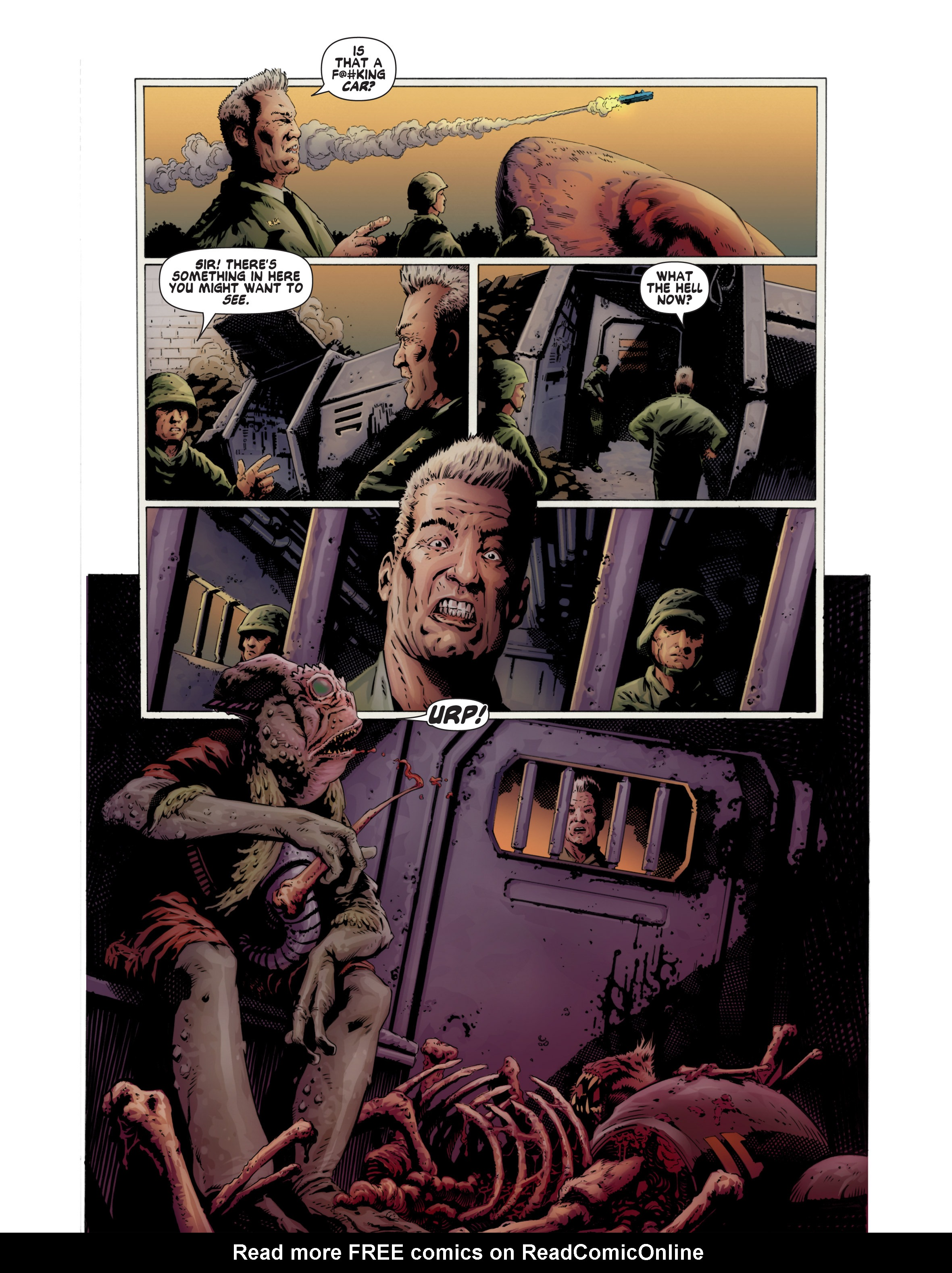 Read online Bad Planet comic -  Issue # TPB - 60