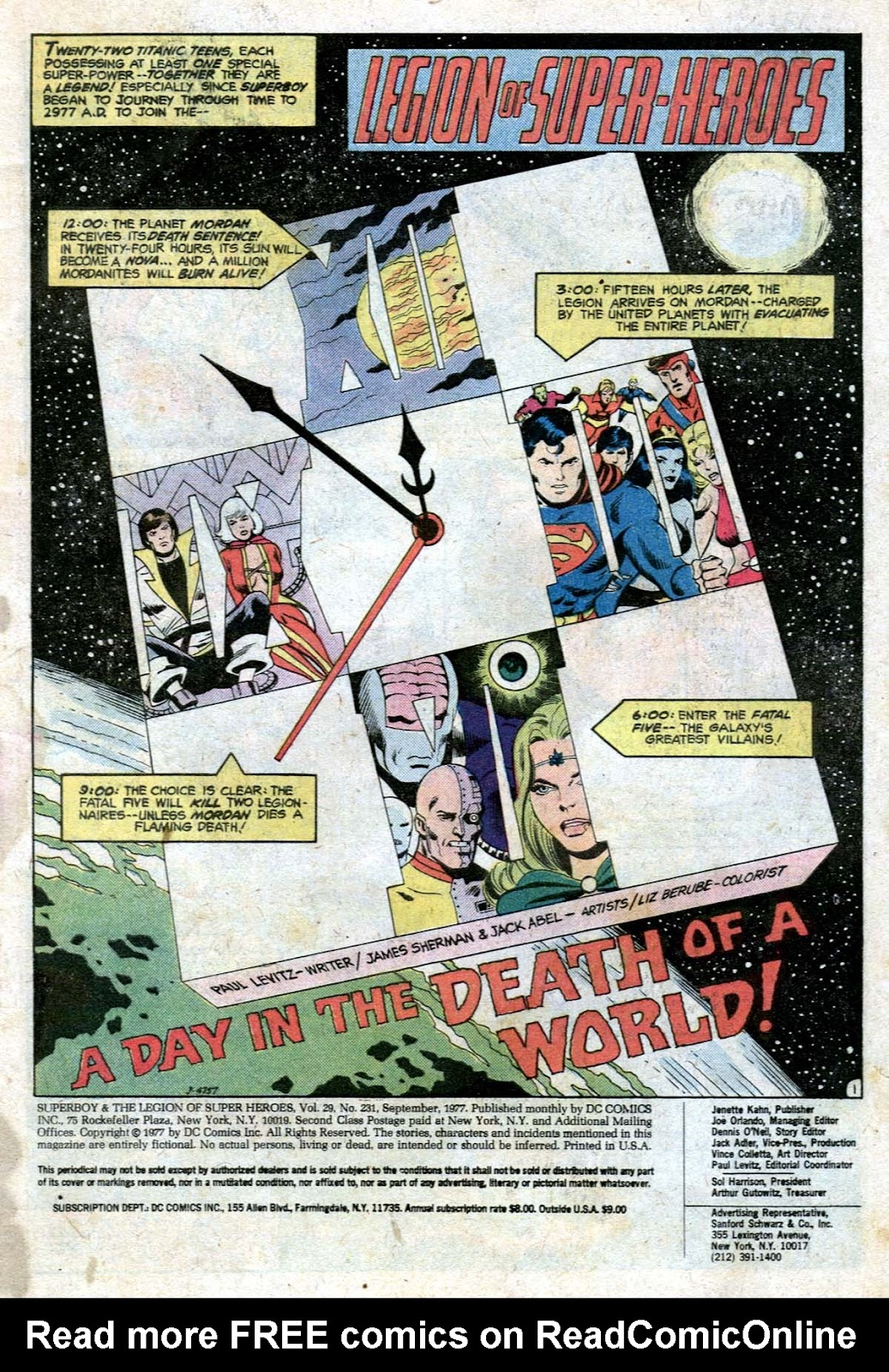 Superboy (1949) issue 231 - Page 2