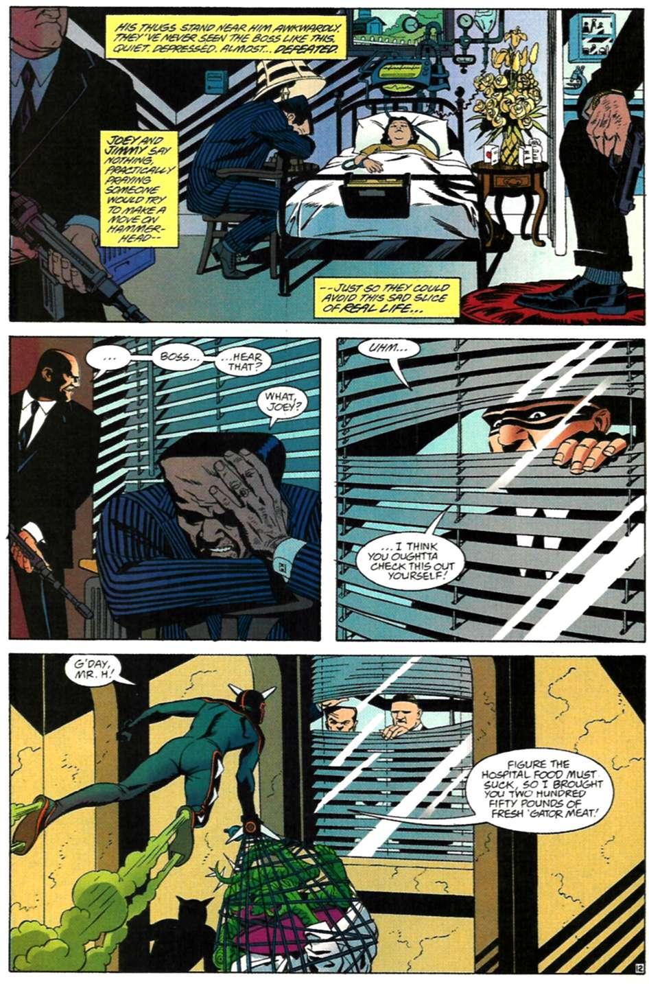 Read online Spider-Man: Lifeline comic -  Issue #3 - 13