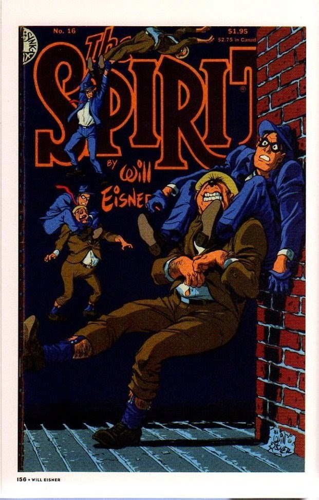Read online Will Eisner's The Spirit Archives comic -  Issue # TPB 26 (Part 2) - 63