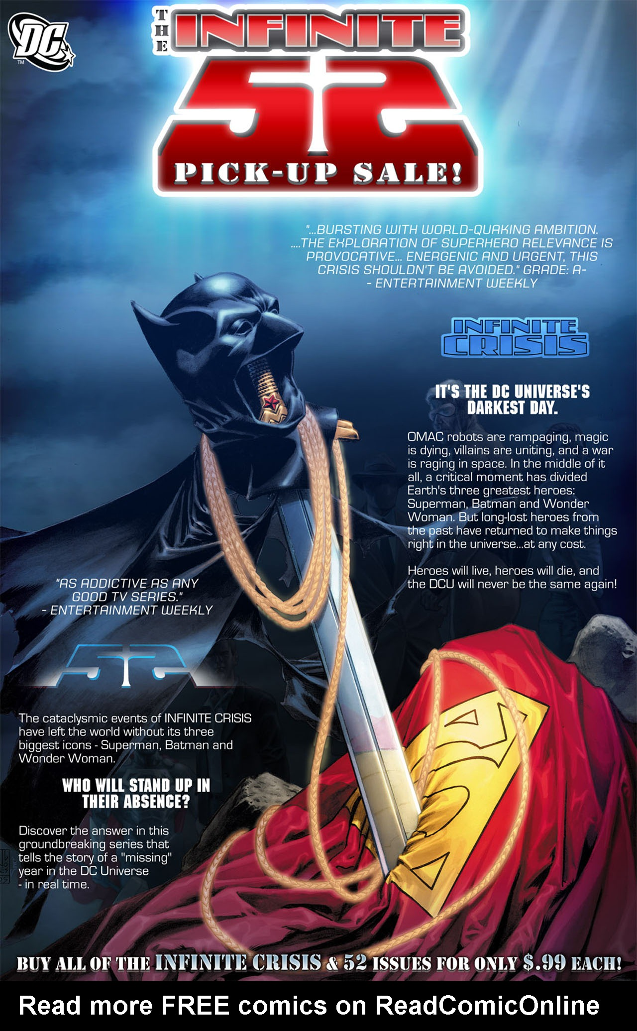 Read online 52 comic -  Issue #33 - 2