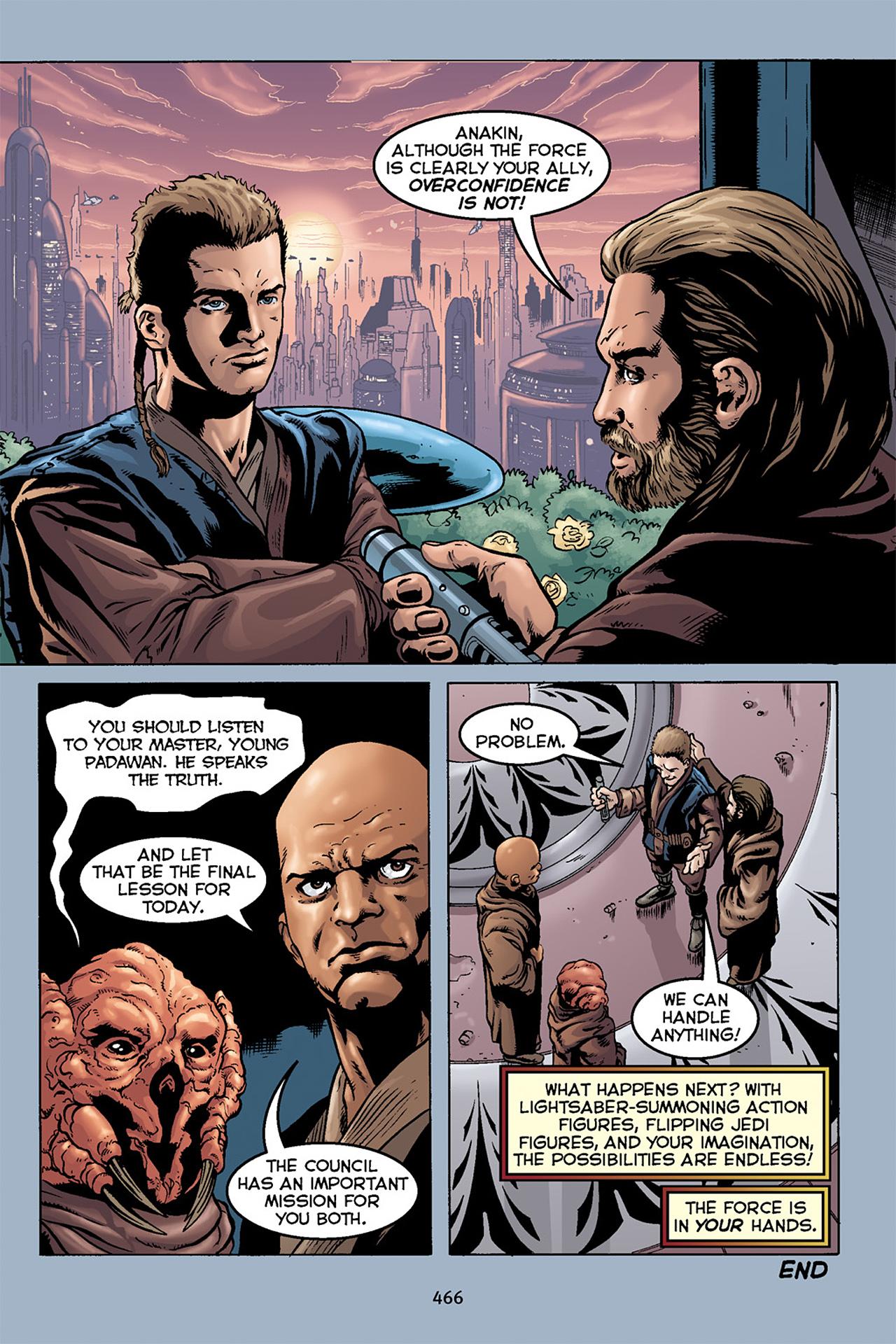 Read online Star Wars Omnibus comic -  Issue # Vol. 10 - 459