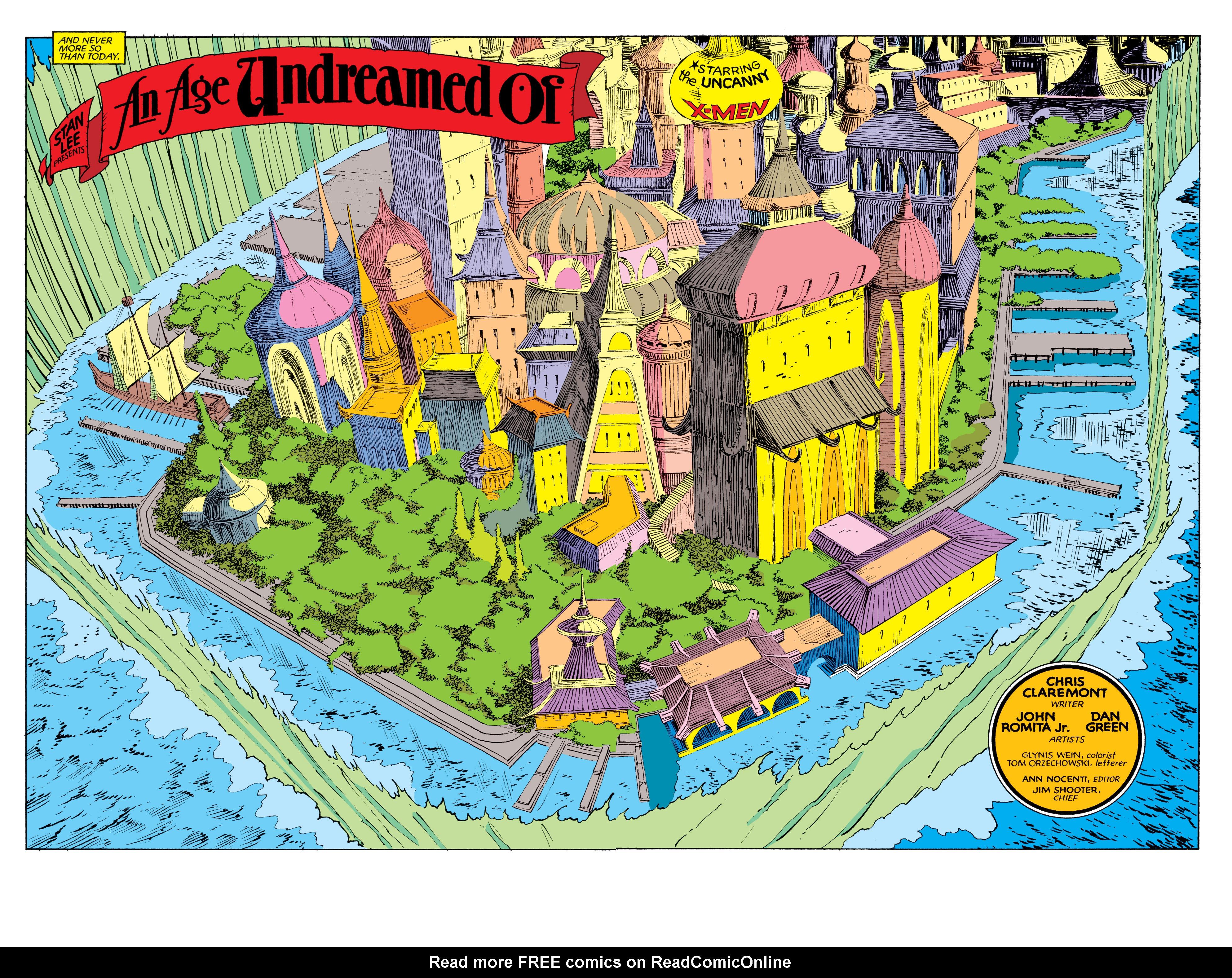 Read online Uncanny X-Men (1963) comic -  Issue #190 - 3
