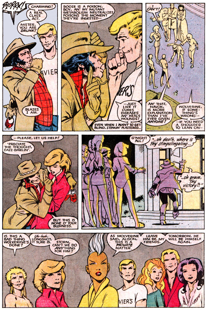 Uncanny X-Men (1963) issue _Annual_11 - Page 4