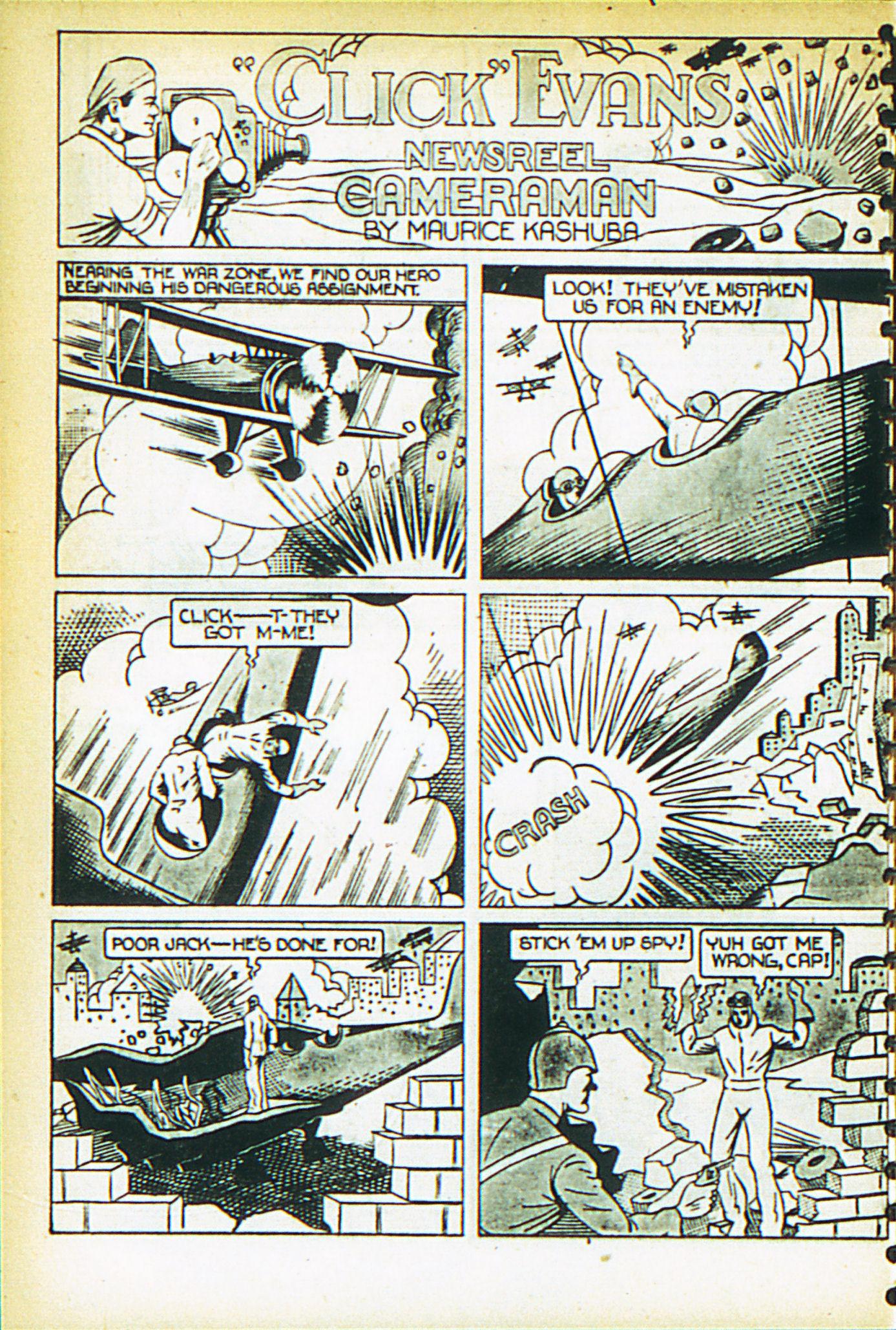 Read online Adventure Comics (1938) comic -  Issue #26 - 37