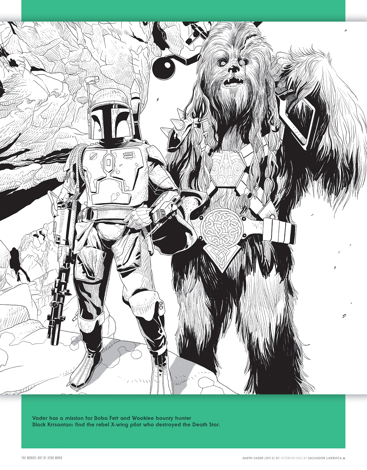 Read online The Marvel Art of Star Wars comic -  Issue # TPB (Part 1) - 57