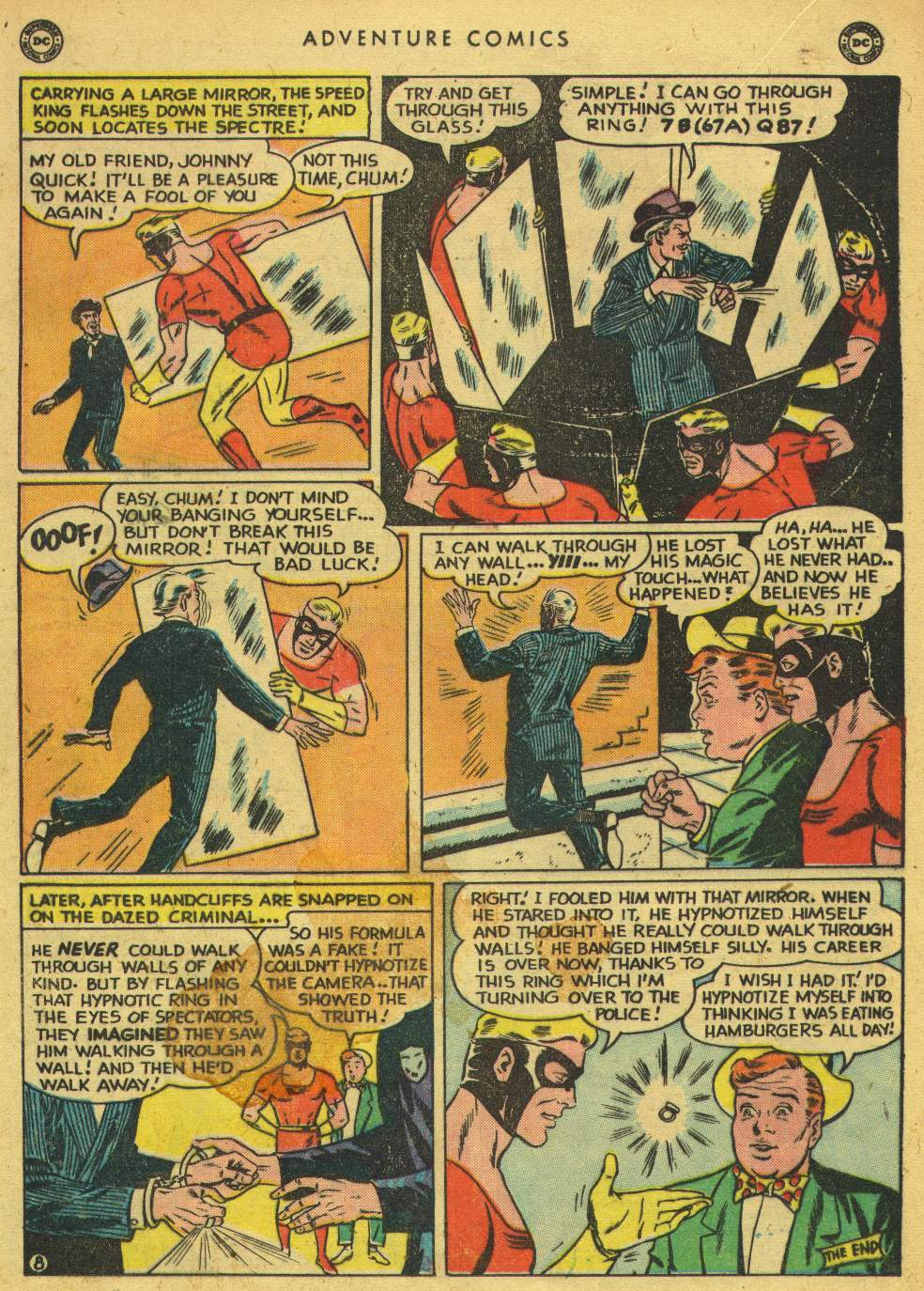 Read online Adventure Comics (1938) comic -  Issue #150 - 28