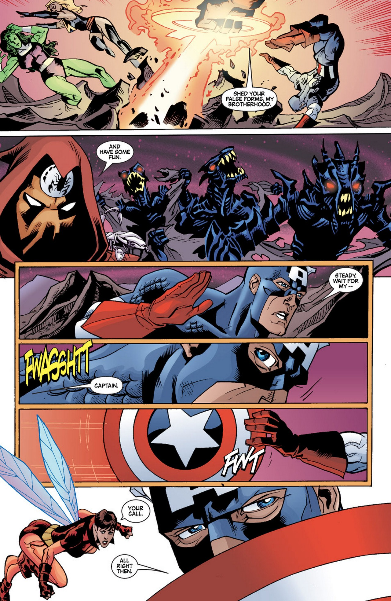 Read online Avengers (1998) comic -  Issue #60 - 13