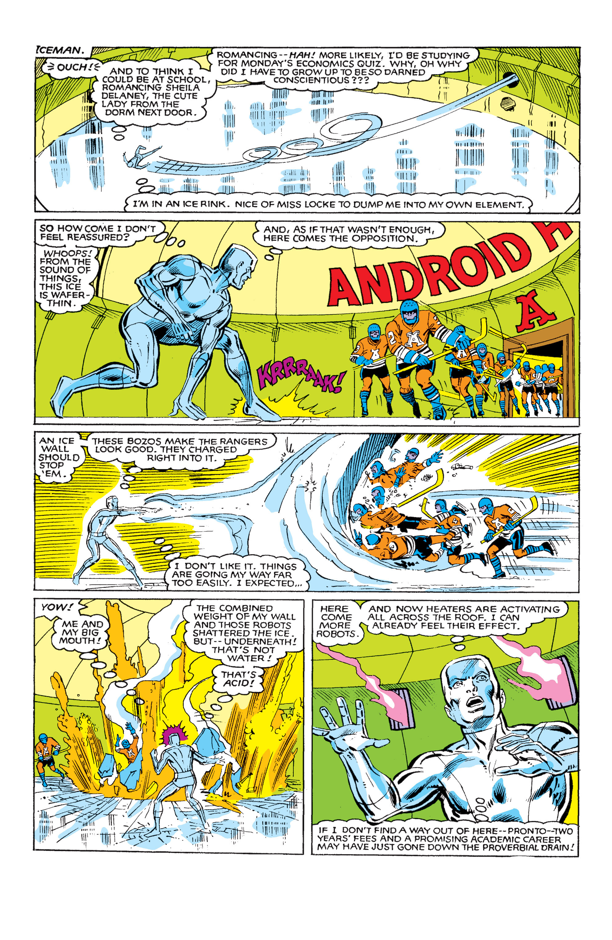 Read online Uncanny X-Men (1963) comic -  Issue #146 - 13