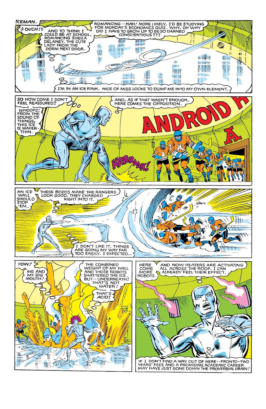 Uncanny X-Men (1963) issue 146 - Page 13