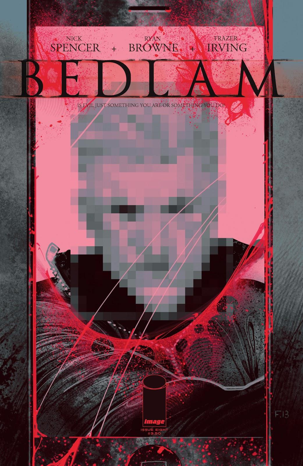 Bedlam (2012) 8 Page 1