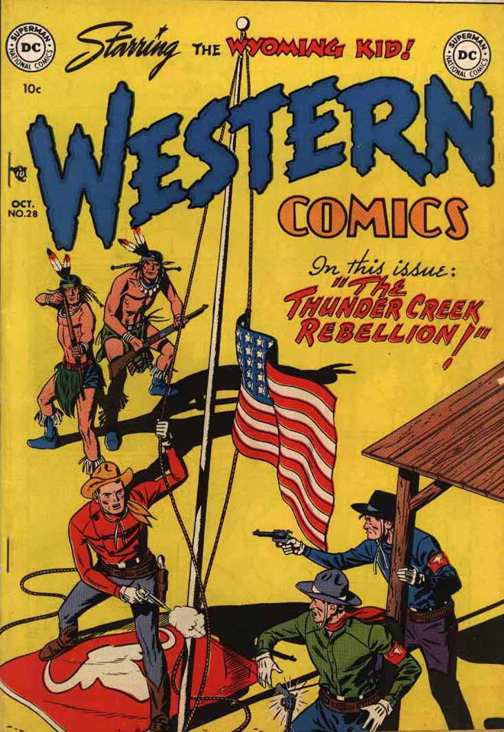 Western Comics 28 Page 1