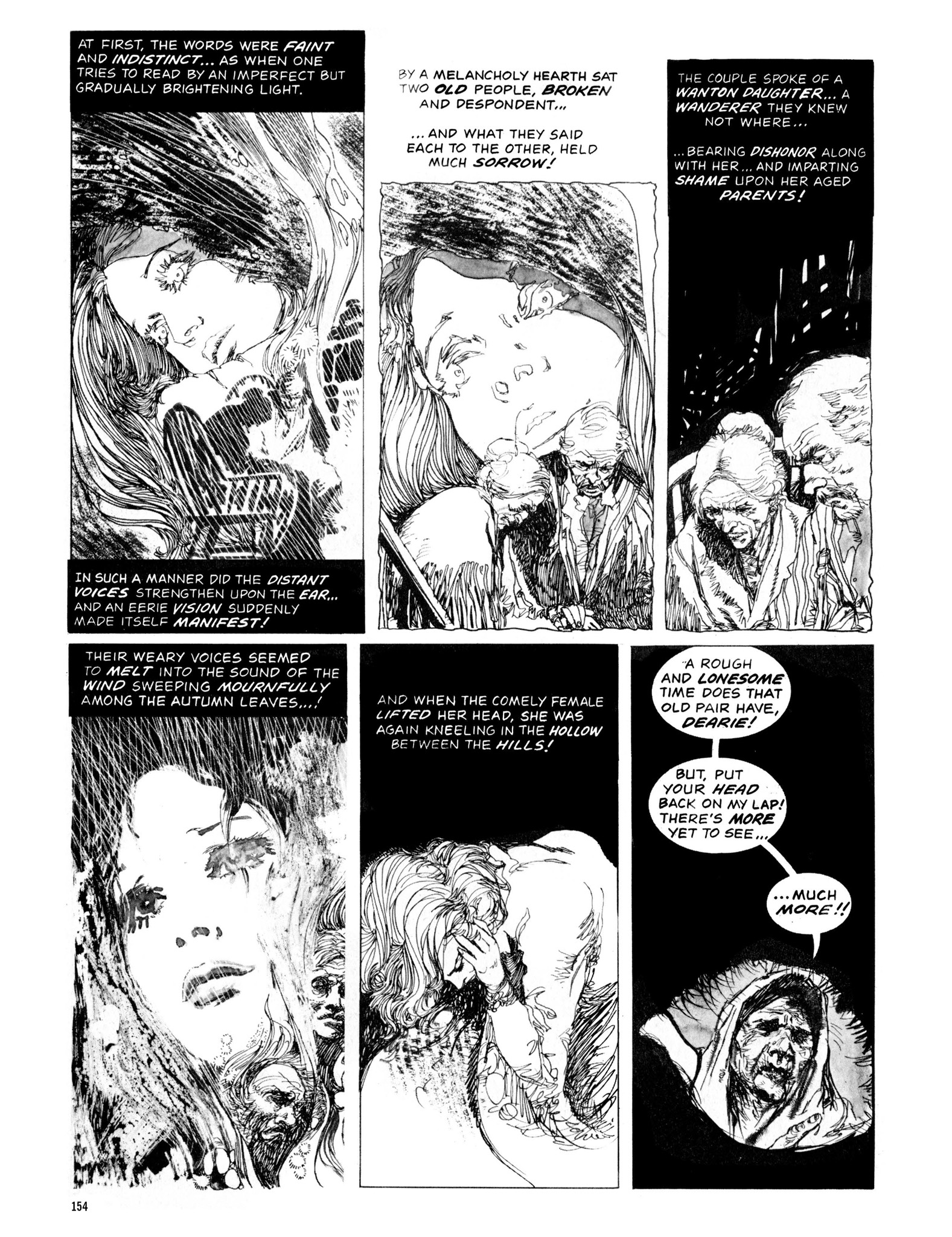 Read online Eerie Archives comic -  Issue # TPB 13 - 155