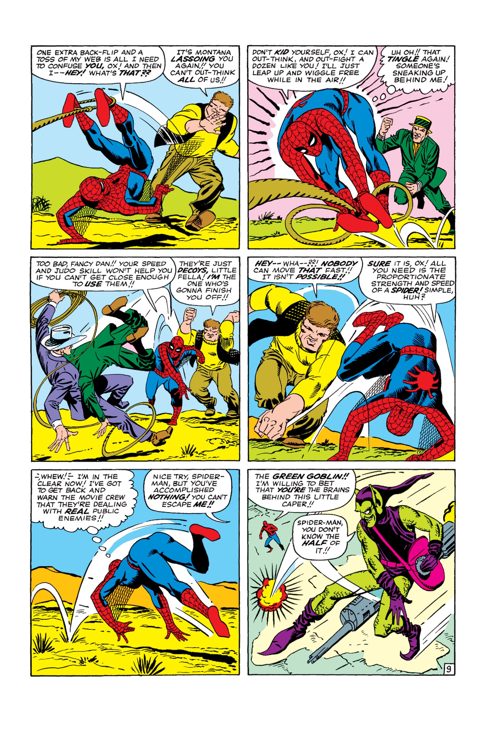 The Amazing Spider-Man (1963) 14 Page 9