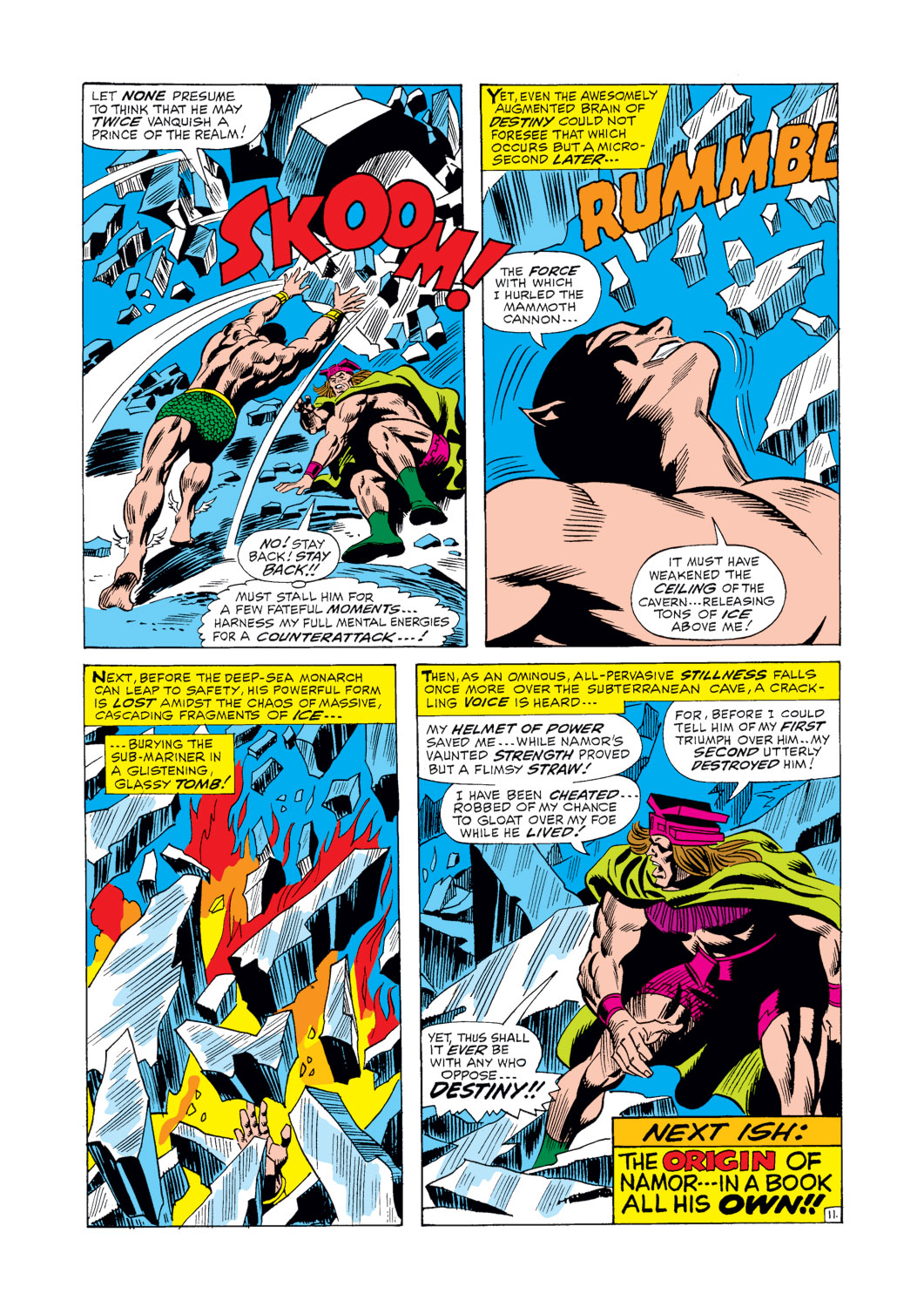 Iron Man and Sub-Mariner issue Full - Page 23