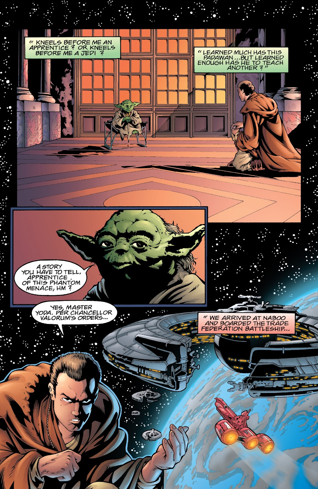 Read online Star Wars Legends: Rise of the Sith - Epic Collection comic -  Issue # TPB 2 (Part 5) - 27