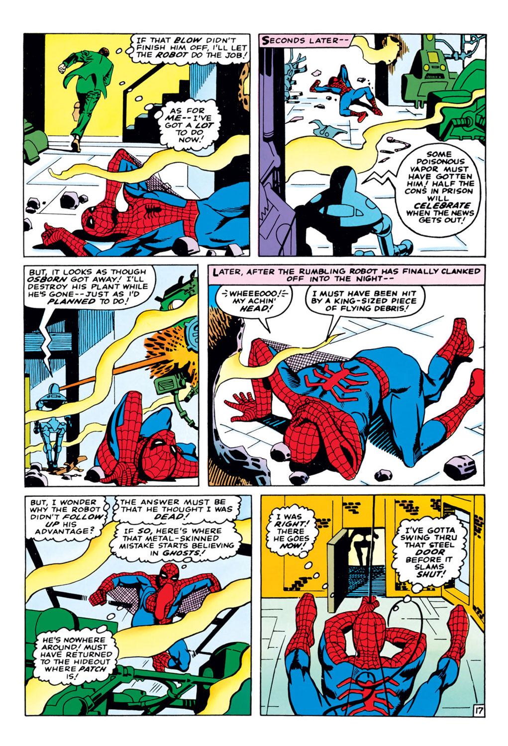 The Amazing Spider-Man (1963) 37 Page 17