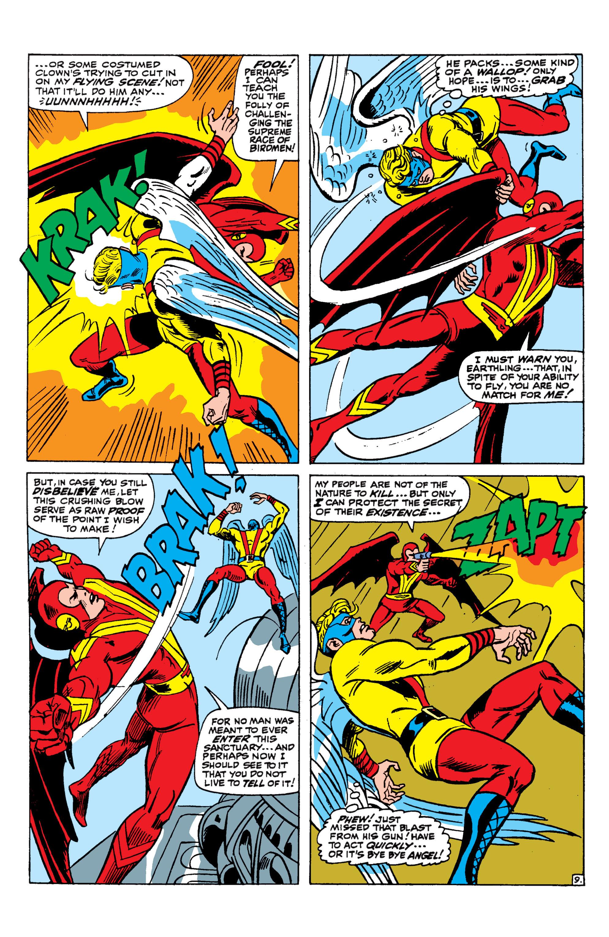 Read online Uncanny X-Men (1963) comic -  Issue #44 - 10