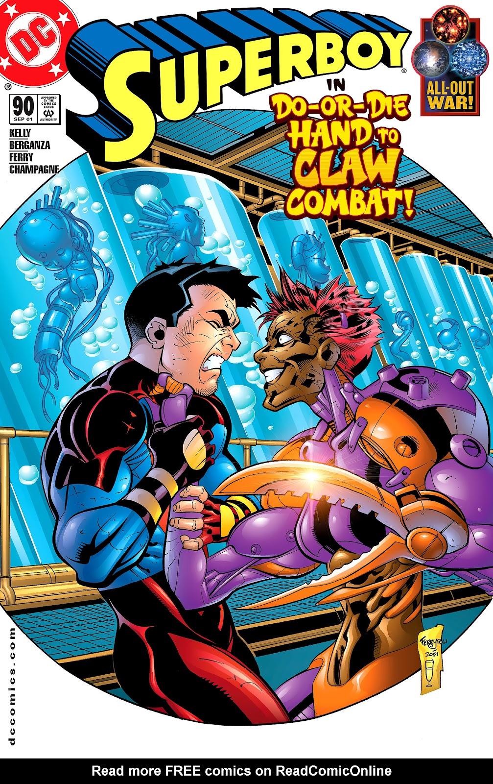 Superboy (1994) 90 Page 1