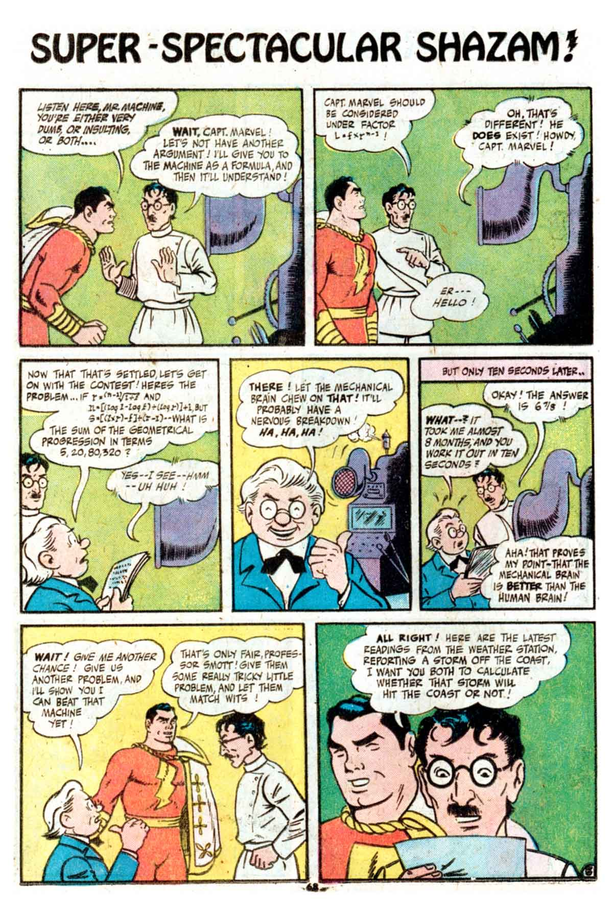 Read online Shazam! (1973) comic -  Issue #15 - 68