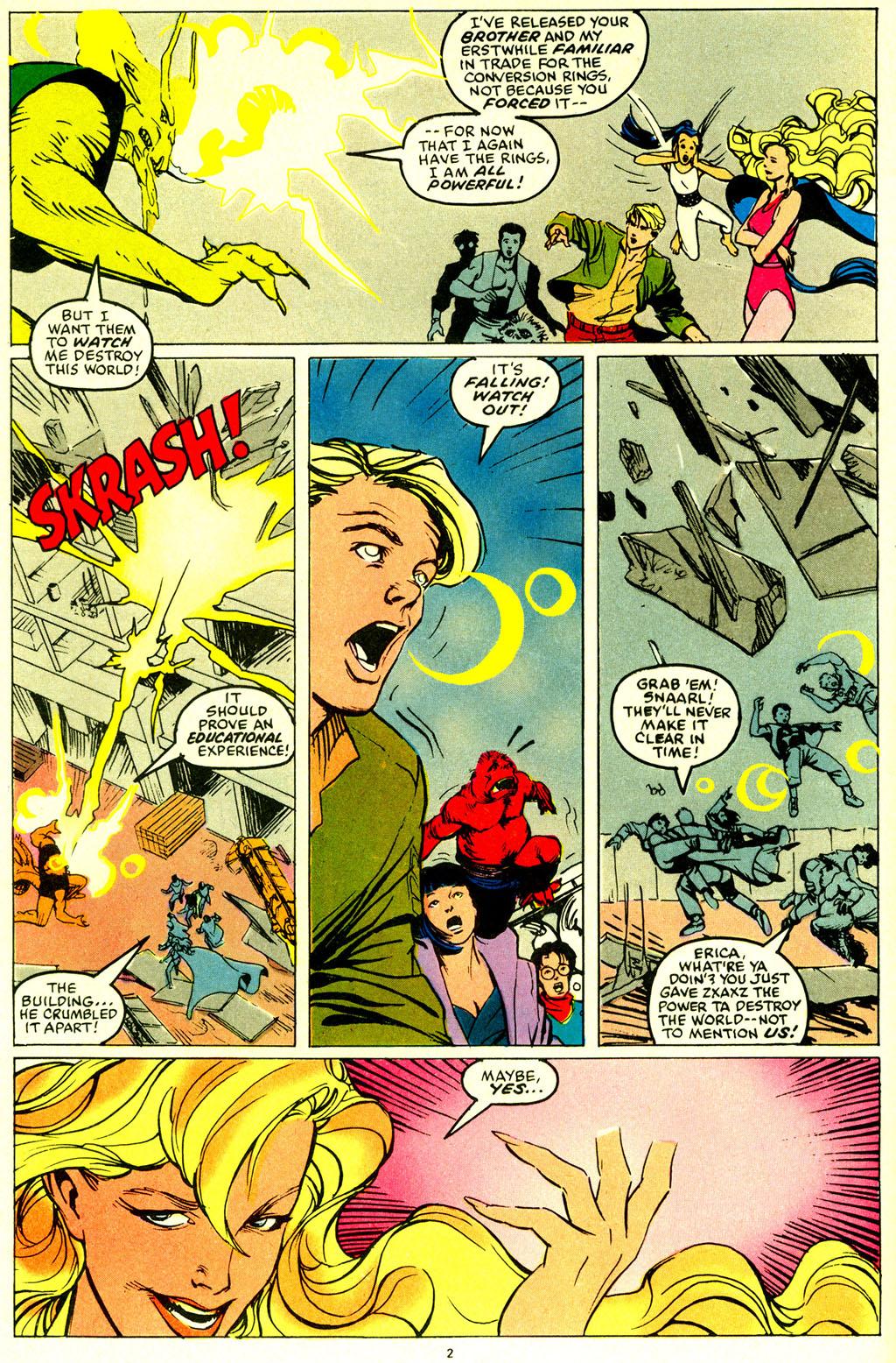 Read online Spellbound comic -  Issue #6 - 3