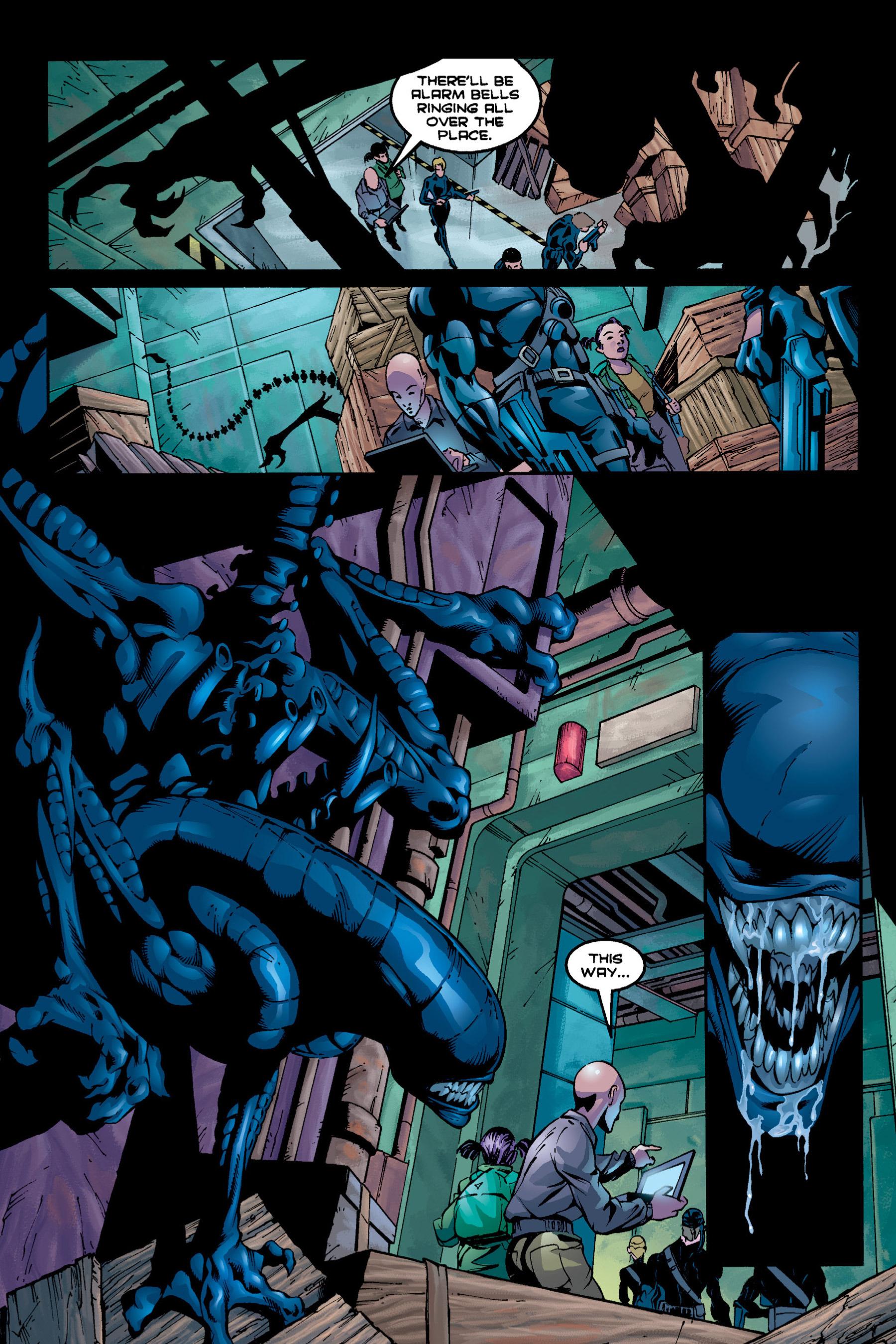 Read online Aliens vs. Predator Omnibus comic -  Issue # _TPB 2 Part 4 - 52
