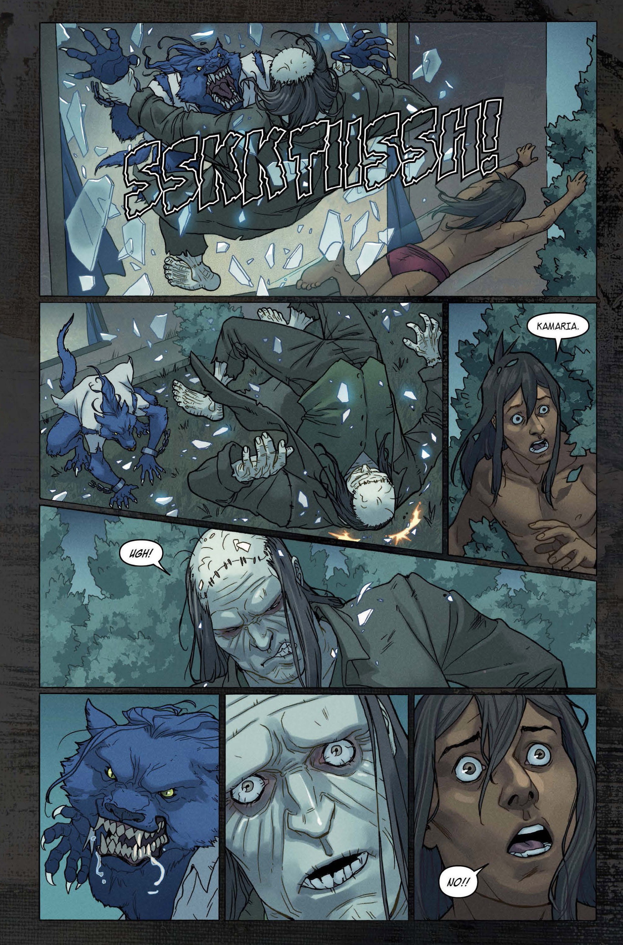 Read online A1 comic -  Issue #6 - 8